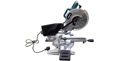 Compound Mitre Saw - 230V
