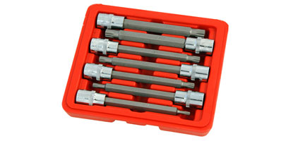 Extra Long Spline Bit Set