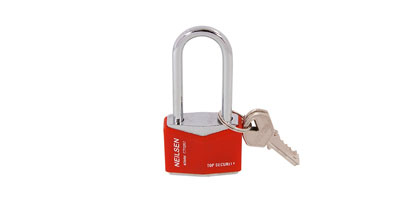 40mm Padlock with Long Shackle