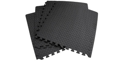 4pc EVA Foam Floor Mat Set