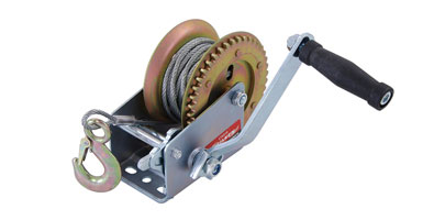 Boat Winch with Handle