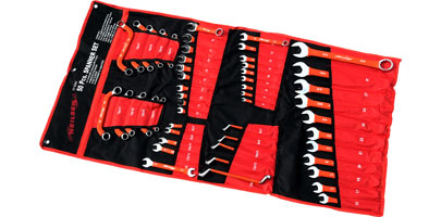 50pc Mixed Spanner Set