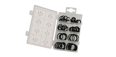 Rubber O-Ring Assortment Box