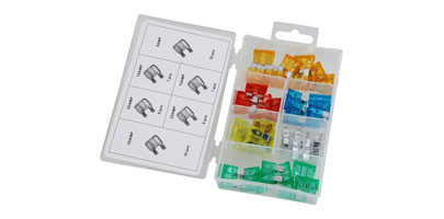 Auto Fuse Assortment Box