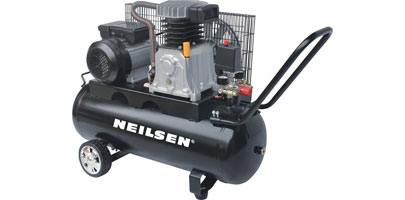 50 Litre Belt Drive Air Compressor