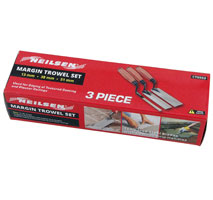 Margin Trowel Set