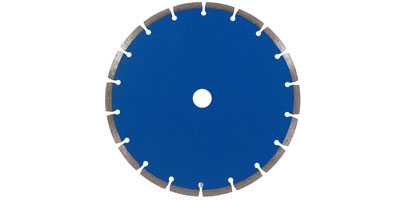 230mm Segmented Diamond Disc