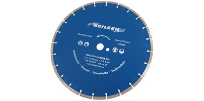 350mm Segmented Diamond Disc