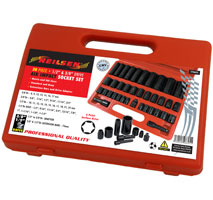 Air Impact Socket Set