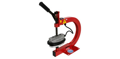 Tyre Mending Machine