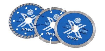 115mm Diamond Disc Set