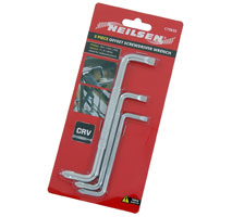 Offset Screwdriver Wrench Set