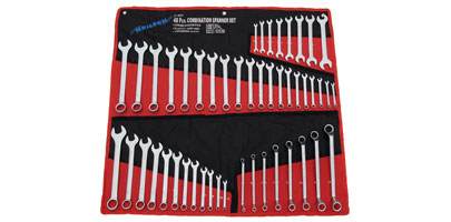 Combination and Ring Spanner Set
