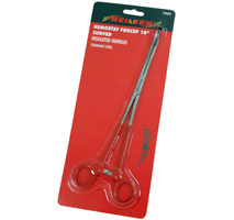 250mm Curved Forceps