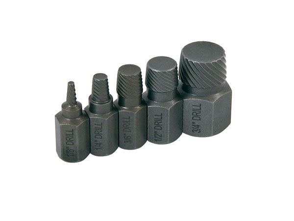 Pipe Nipple Extractor Set