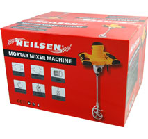 110V Electric Paddle Mixer