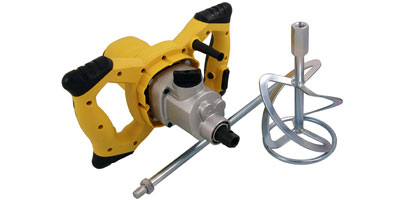 230 Volt Mortar Mixer Machine