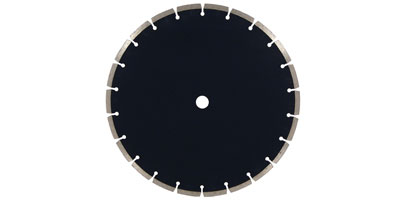300mm Segmented Diamond Disc