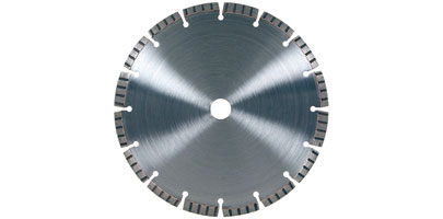 230mm Laser Welded Diamond Disc