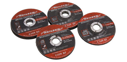 Cutting and Grinding Disc Set