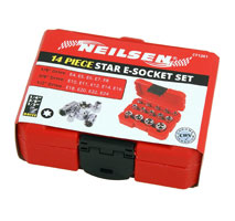 Star Socket Set