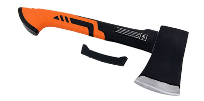 Axe with Fibreglass Handle