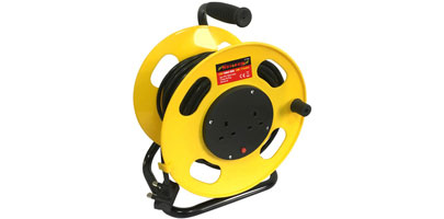230 Volt Cable Reel - 50 metres
