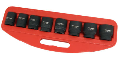 3/4in.Dr Impact Socket Set
