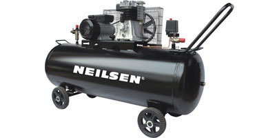 230 Litre Belt Drive Air Compressor