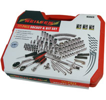 Socket and Bit Tool Set