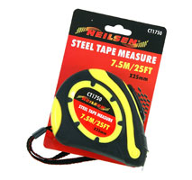 7.5M Tape Measure
