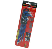 Magnetic Ball End Hex Key Set