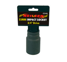33mm Impact Socket