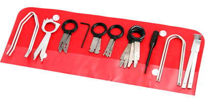 Radio Removal Tool Set