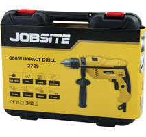 800W Impact Drill with 13mm Chuck