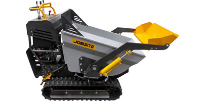 Dumper Truck with Shovel