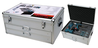 206 piece Tool Kit / Tool Chest