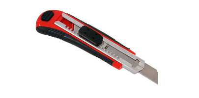 Snap-Off Blade Utility Knife