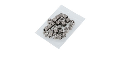 Helicoil Type Thread Inserts
