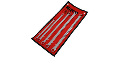 Extra Long Ring Spanner Set