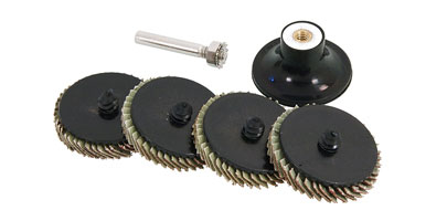 Polishing Kit / Abrasive Wheels