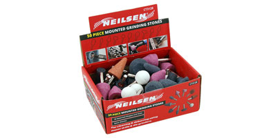 Mounted Grinding Stones