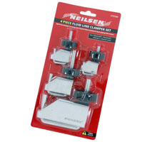 Fluid Line Clamp Set - 4pc