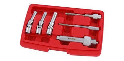 Glow Plug Puller and Reamer Set