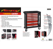 7 Drawer Tool Cabinet