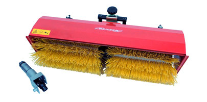 Lawn Sweeper Attachment