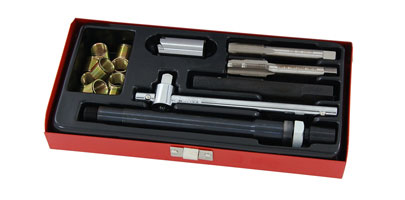 Spark Plug Thread Repair Kit