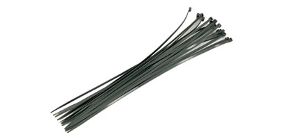 Silver Cable Ties