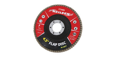 Flap Disc - 40 Grit