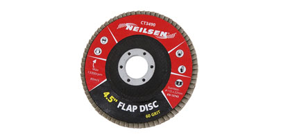 Flap Disc - 60 Grit